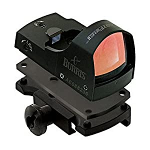 4. Burris FastFire Red-Dot Reflex Sight with Picatinny Mount (4 MOA Dot Reticle)