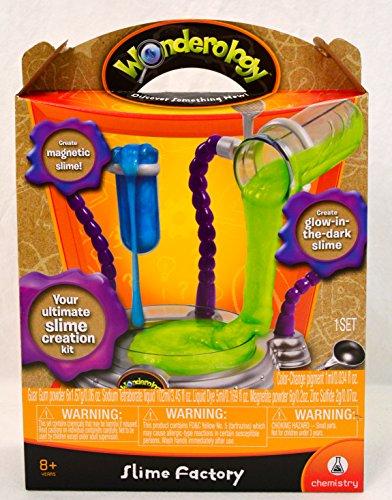 wonderology slime factory kit - buy online in uae