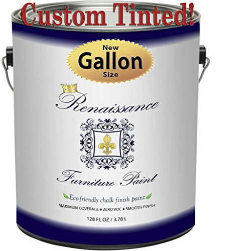 Renaissance Chalk Finish Paint - Custom Tinted - Gallon (...