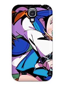Ultra Slim Fit Hard ZippyDoritEduard Case Cover Specially Made For Galaxy S4- Nisekoi