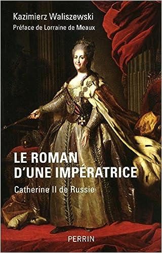 Livre Le Roman d'une impératrice pdf