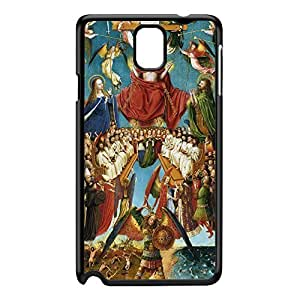 Diptych by Jan van Eyck Black Hard Plastic Case for Galaxy Note 3 by Painting Masterpieces + FREE Crystal Clear Screen Protector