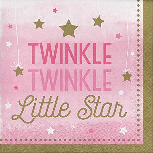 One Little Star Girl Luncheon product image