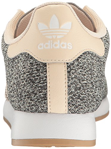 Adidas Originali Da Donna Samoa Tex Fashion Sneaker In Lino Kaki Di Lino