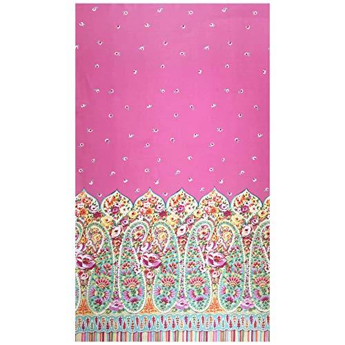 Michael Miller Kashmir s Kashmir Fabric, Garden, Fabric By The Yard