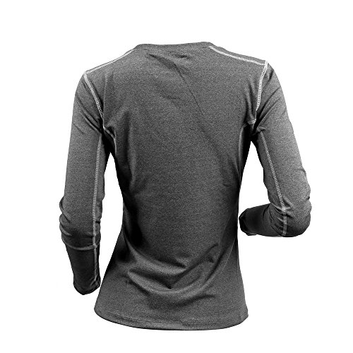WANAYOU-Womens-Compression-Shirt-Dry-Fit-Long-Sleeve-Running-Athletic-T-Shirt-Workout-Tops
