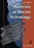 Materials in Marine Technology, Reuben, R.L., 3540197893