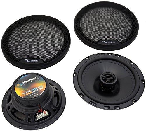 Best Harmony Audio HA-65 Car Stereo Rhythm Series 6.5