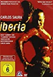 Iberia - Carlos Saura [Alemania] [DVD]