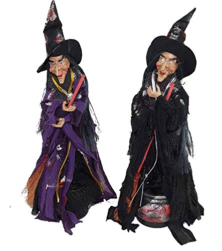 Witch Halloween Doll (18.5