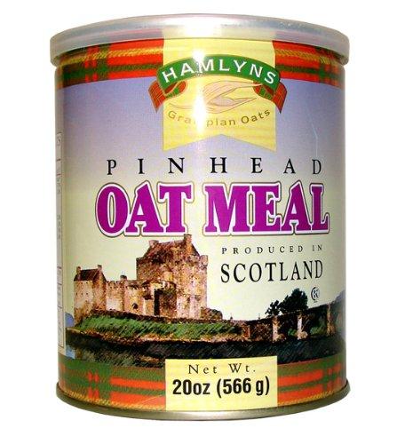 (Hamlyn's Pinhead Oatmeal, 20-Ounce)