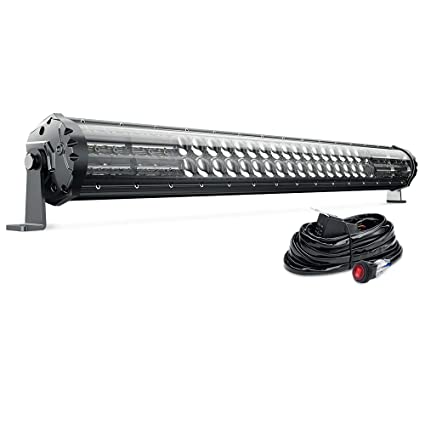 SS VISION Magical M2 Barra de luz LED aerodinámica de 31 pulgadas ...
