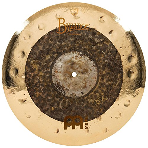 Meinl Cymbals B16DUC Byzance Extra Dry 16-Inch Dual Crash Cymbal (VIDEO)