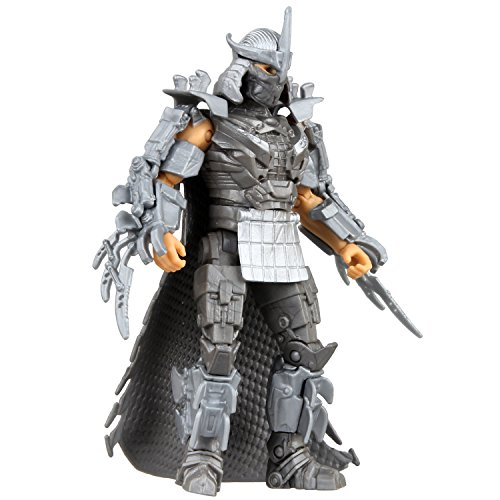Teenage Mutant Ninja Turtles Shredder Toy : Teenage mutant ninja turtles movie the shredder