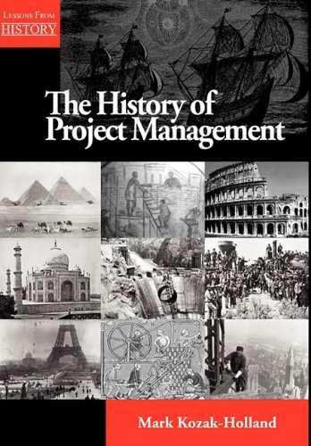 Pdf Business The History of Project Management (Lessons from History)