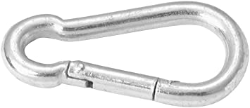 Campbell Chain Spring Snap 350 Lb Zinc