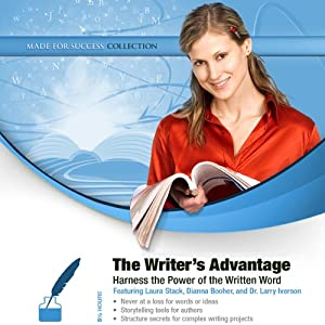 The Writer's Advantage Audiobook