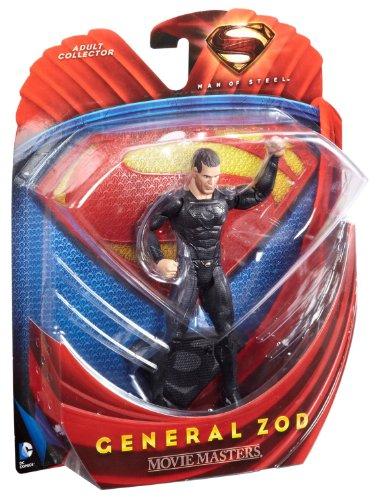 Superman Man of Steel 6in Movie Master Action Figure - General Zod Y0826