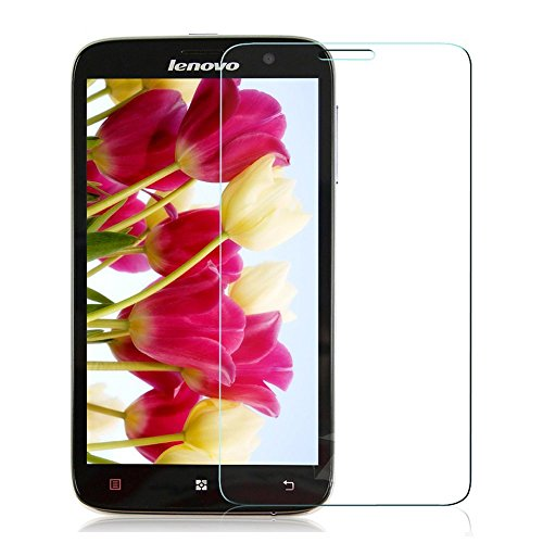 Tempered Glass For Lenovo A850 (Clear) - 6