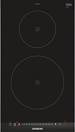 Siemens EH375FBB1E Integrado Con - Placa (Integrado, Con placa de inducción, Vidrio y cerámica, Negro, 1400 W, 2200 W)