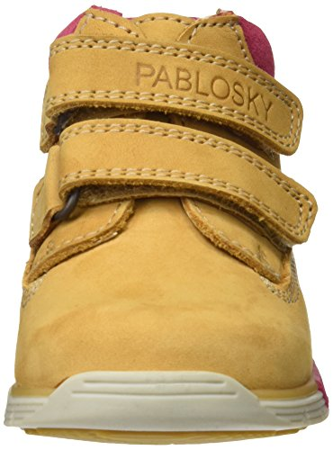 Pablosky 017486 Baskets 017486 Jaune Amarillo Garçon wqXqrxZ7