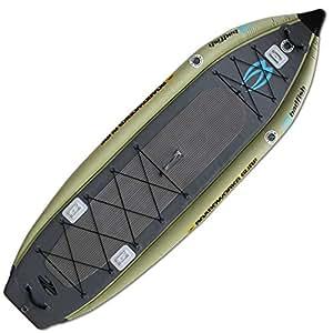 Boardworks Badfish Badfisher SUP-DKGE/OLGR/DKGE
