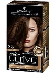 Schwarzkopf Color Ultime Hair Color Cream, 3.8 Velvet...