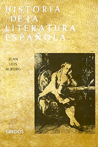 Historia literatura española vol. 3: sig: El siglo XVIII: 003 ...