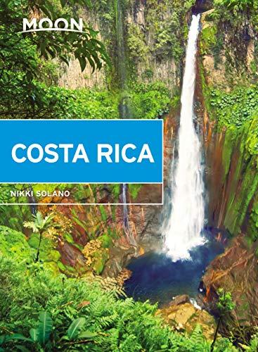 Moon Costa Rica (Travel Guide) (San Jose Costa Rica Walking Tour Map)