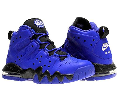 Nike Air Max Barkley (GS) Boys Basketball Shoes 488245-401 Game Royal 5.5 M  US