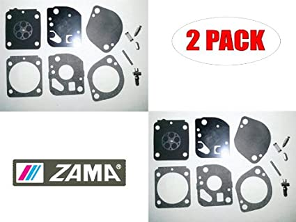 Amazon com: Zama RB-162 Carb Repair Kit for Stihl FS130R