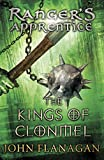 Front cover for the book The Kings of Clonmel by John Flanagan