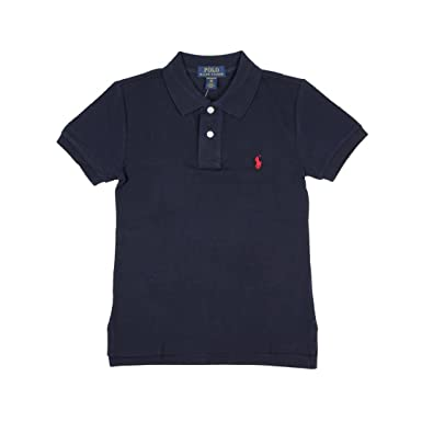 Ralph Lauren Childrenswear Polo Custom fit in piquè Bambino Junior ...