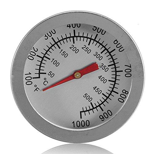 Generic Acero Inoxidable Lectura instantánea sonda termómetro ...