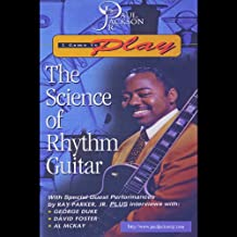 I Came to Play: Science of Rhythm Guitar
