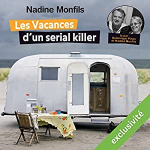 Les Vacances d'un serial killer Audiobook