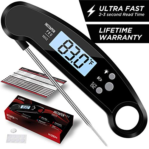 Kizen Instapen Instant Read Thermometer product image
