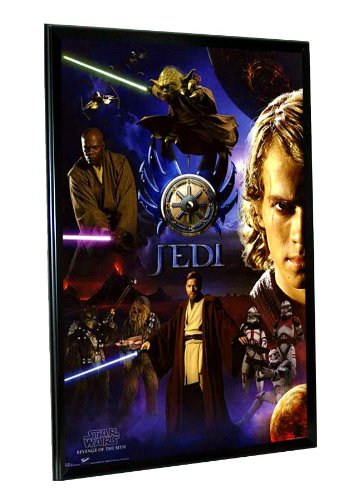 - 27x40 Premium LED Light Box Cinema Movie Poster Display Frame