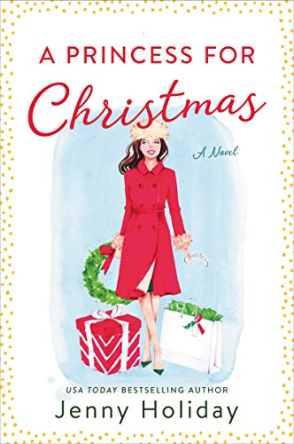 Book Cover: A Princess for Christmas: A Novel