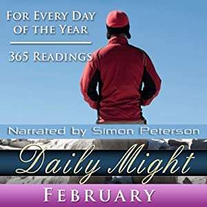 Daily Might: February Audiobook