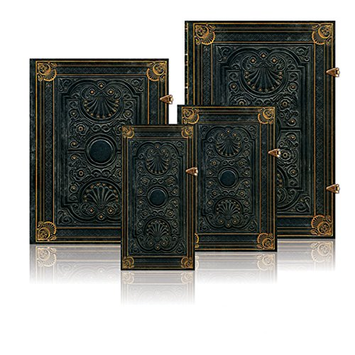 Paperblanks Nocturnelle Grande Lined Journal (240 Pages, 8.25 x 11.75 Inches) by Paperblanks (Image #2)