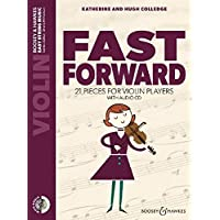 Fast Forward: 21 pieces for violin players. Violine