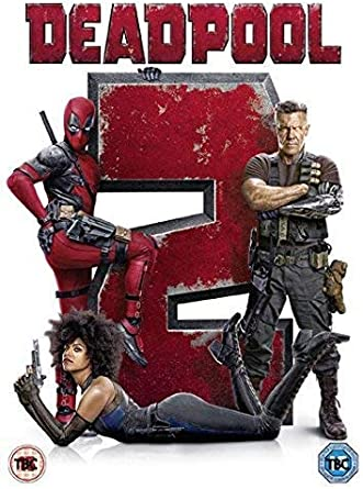 Deadpool 2 Dvd 2018 Amazon Co Uk Dvd Blu Ray