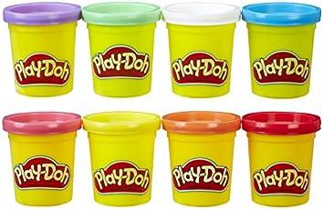 Play Doh, Paquete con 8 Unidades