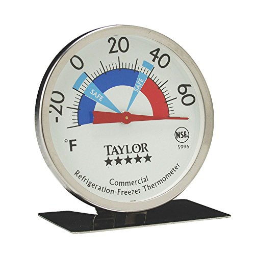Price comparison product image Taylor Precision Products Pro Freezer / Refrigerator Thermometer