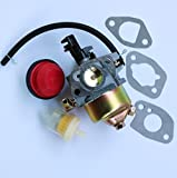 JXPARTS Carburetor Carb for Sears Craftsman 208CC SnowBlower Snow Thrower Snow Blower Thrower Snowblower Snowthrower