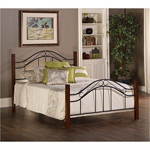 Matson Metal Bed Size: King -