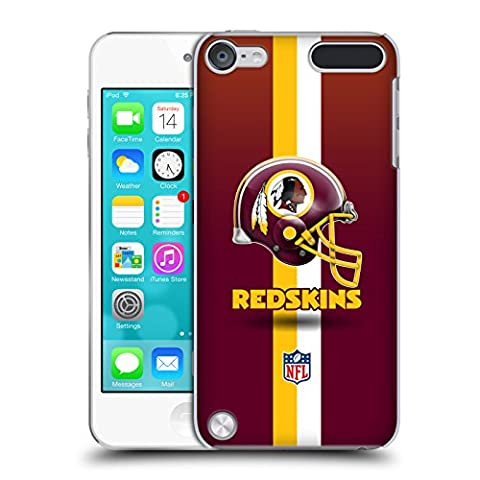 Official NFL Helmet Washington Redskins Logo Hard Back Case for iPod Touch 5th Gen / 6th Gen - Ipod Redskin