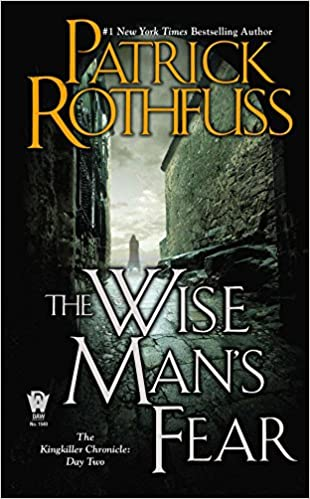 Amazon The Wise Mans Fear Kingkiller Chronicle