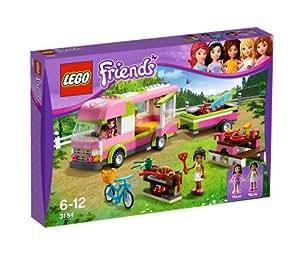 Lego Friends Adventure Camper 3184